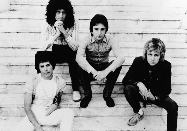 """Queen: """"It was all like a fantasy to see how far we could go"""" 
