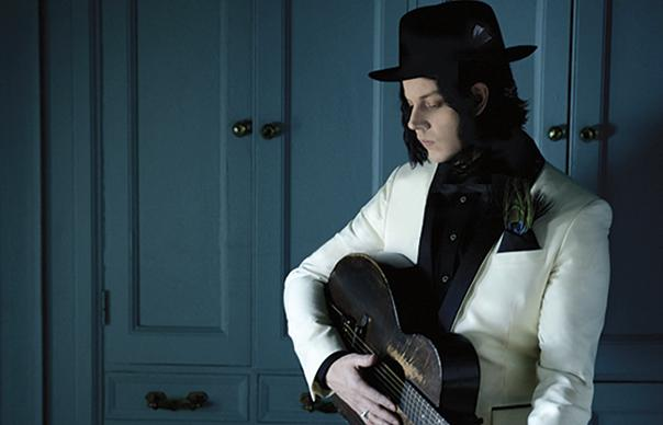 Watch Jack White perform two songs live