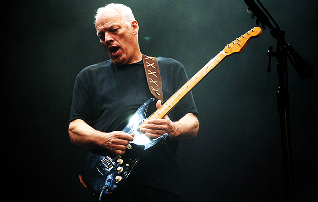 Watch David Gilmour's tribute to Prince