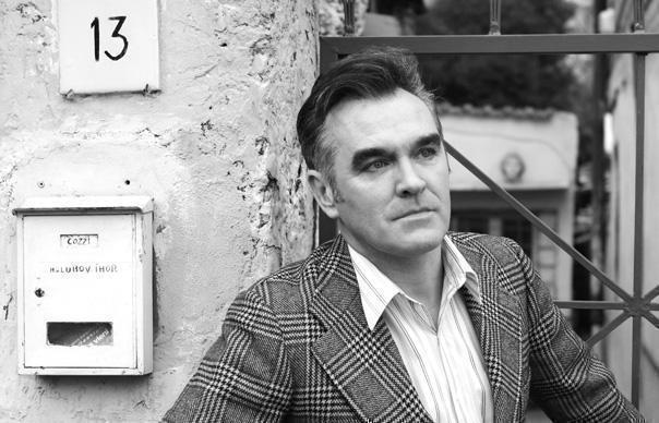 Morrissey berates Buzzcocks for McDonald's ad