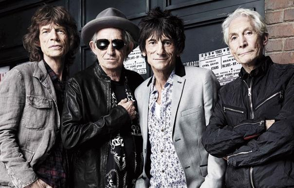The Rolling Stones  collaborating with Eric Clapton on their new album?