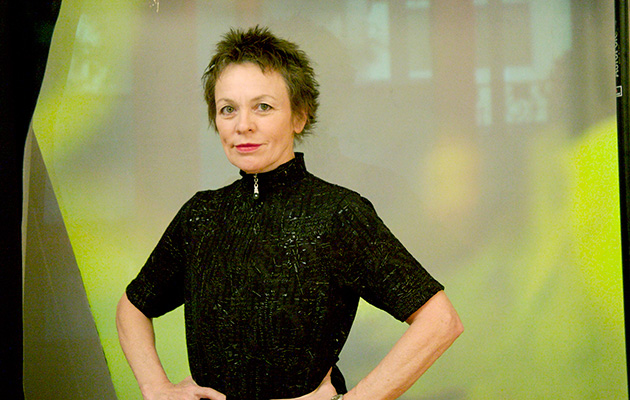 Ask Laurie Anderson!
