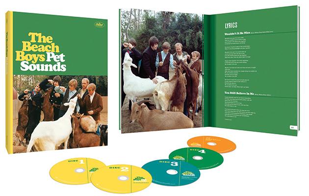 "Beach Boys exclusive! Hear a previously unreleased version of ""Sloop John B"""