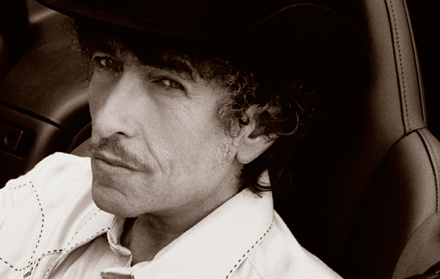 Bob Dylan makes a huge iron sculpture for a casino in Maryland