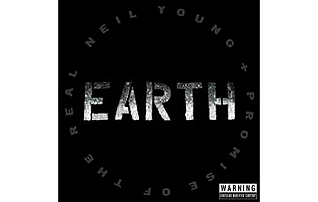 Neil Young's Earth reviewed