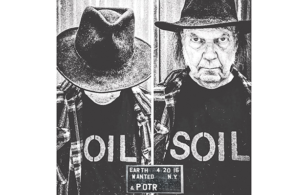 Neil Young reveals details of new album, EARTH