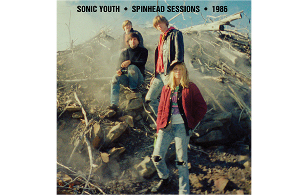 Sonic Youth to release 1986 rarities album