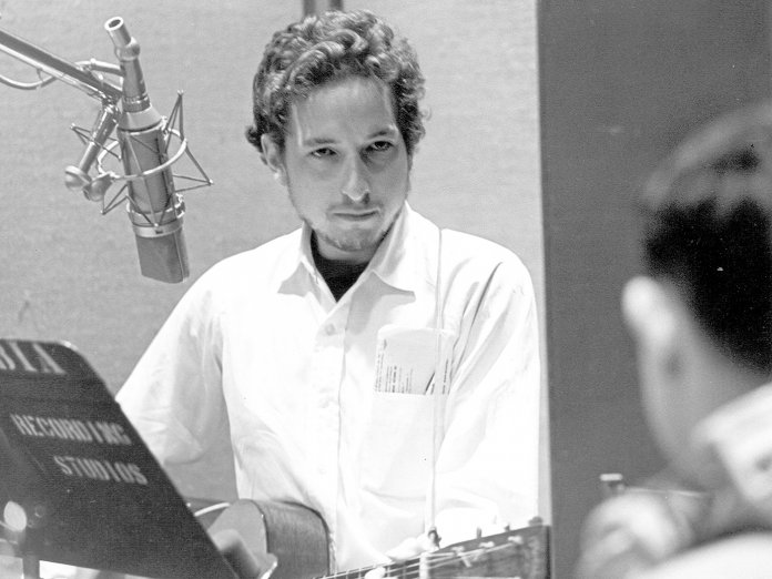 bob dylan 1969 self portrait recording