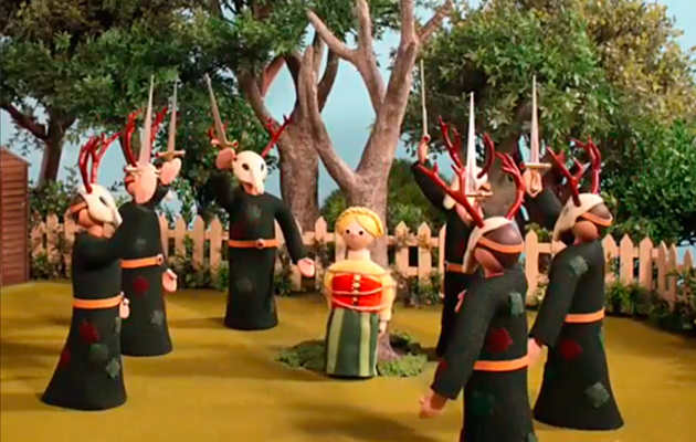 "Radiohead have ""tarnished the brand"" of Trumpton, says creator's son-in-law"