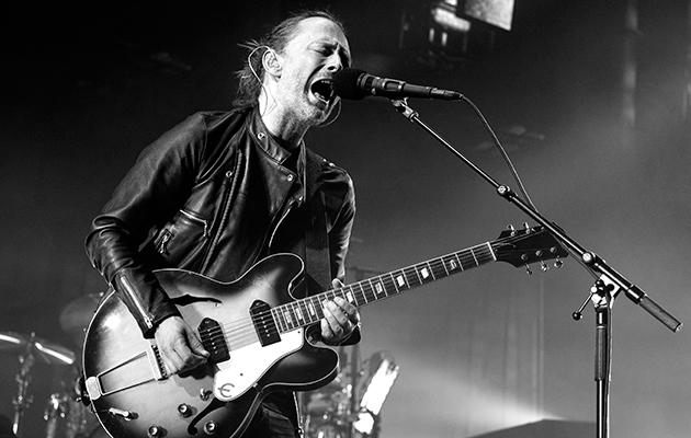 Radiohead live!