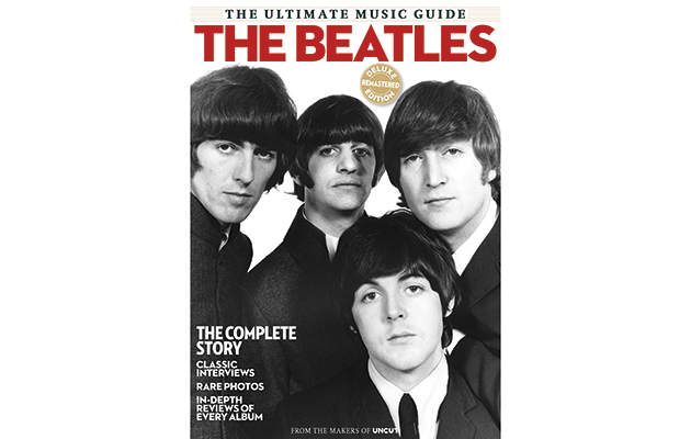 Introducing Uncut's Ultimate Music Guide to The Beatles