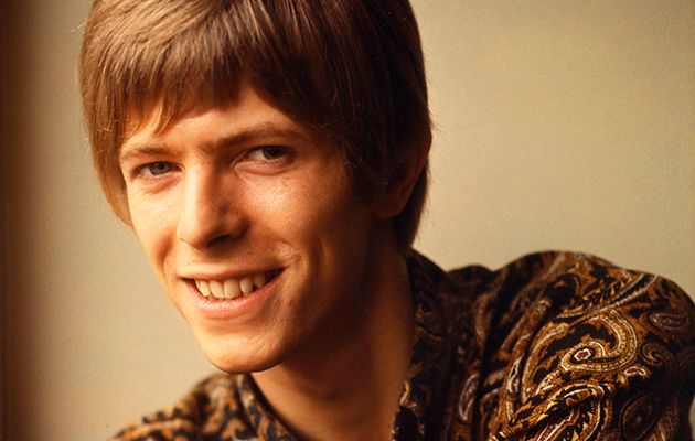 "David Bowie ""was like a fifth member of the Small Faces"""