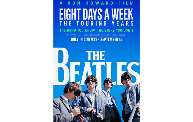 Watch the trailer for new documentary, The Beatles: Eight Days A Week – The Touring Years