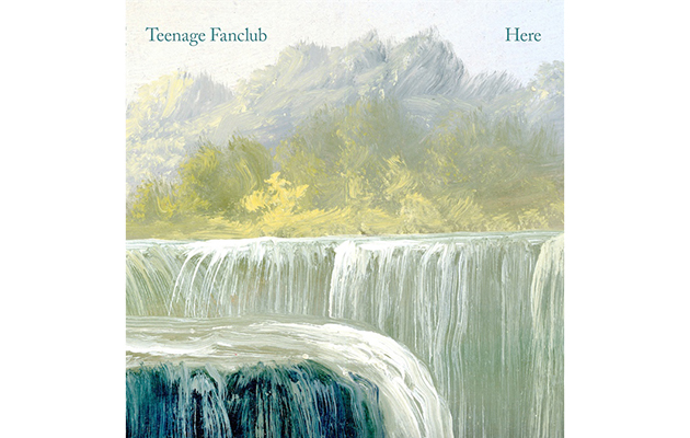 "Teenage Fanclub announce new album, Here, and share track, ""I'm In Love"""