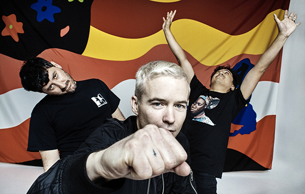 """The Avalanches announce new album, share """"Frankie Sinatra"""""""