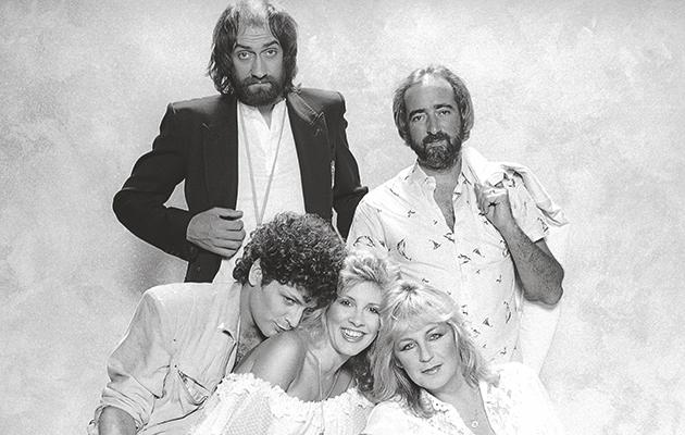 Fleetwood Mac are working on a new studio album