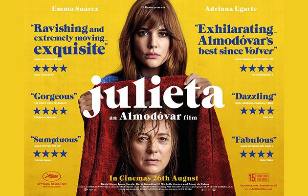In praise of Pedro Almodovar's Julieta | UNCUT