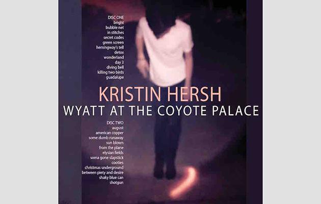 Kristin Hersch announces new album and book