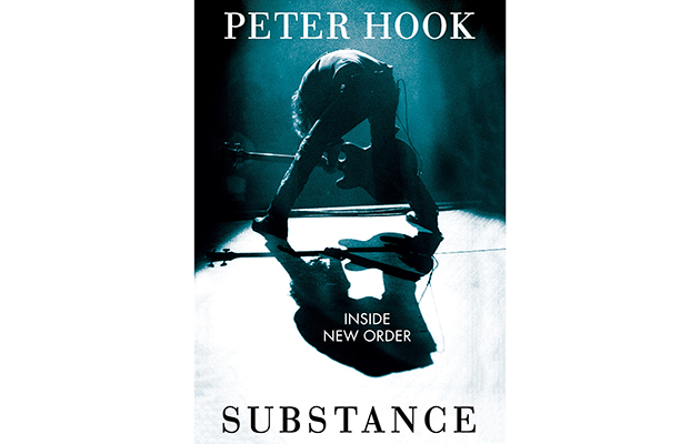 Peter Hook announces New Order memoir, Substance