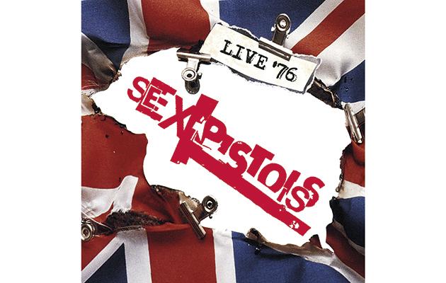 Sex Pistols – Live '76