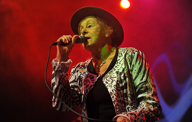 Gong co-founder Gilli Smyth dies aged 83