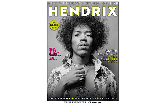 Introducing Jimi Hendrix: The Ultimate Music Guide