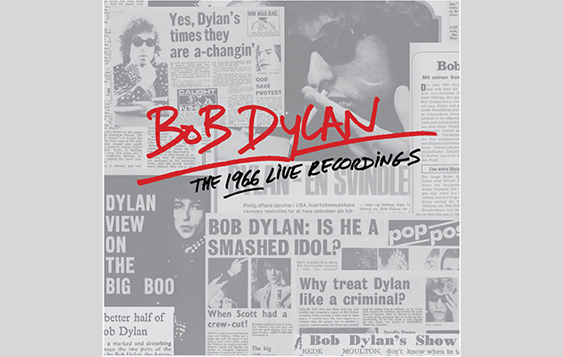 Bob Dylan announces 36CD box set: The 1966 Live Recordings