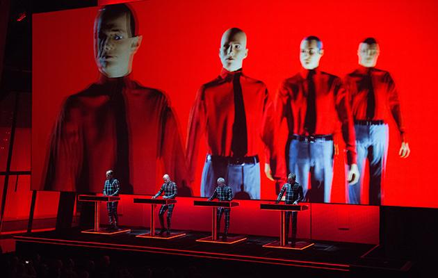 Kraftwerk announce 11-date UK tour
