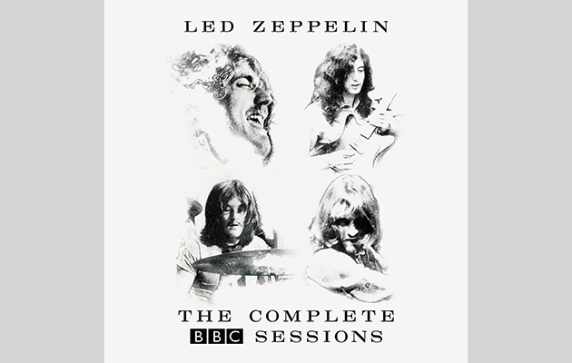 Led Zeppelin – The Complete BBC Sessions