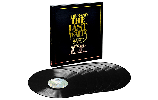 The Band announce 40th anniversary edition of The Last Waltz