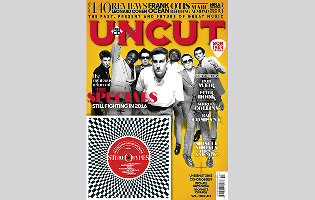 This month in Uncut