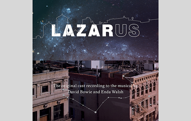 David Bowie's final studio recordings and Lazarus cast album to be released on October 21