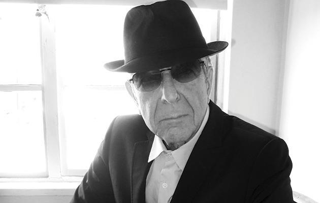 "Hear Leonard Cohen's new song, ""You Want It Darker"""