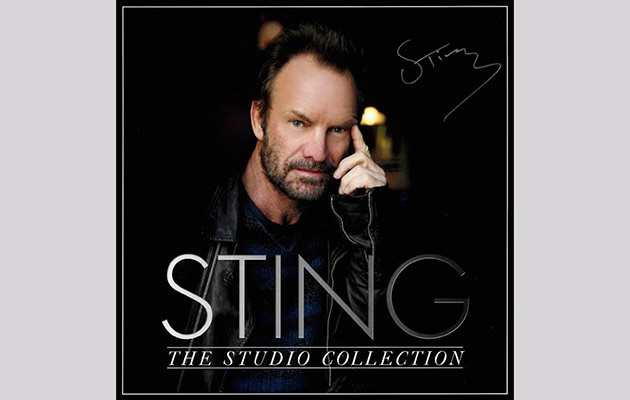 Win an exclusive signed Sting print!