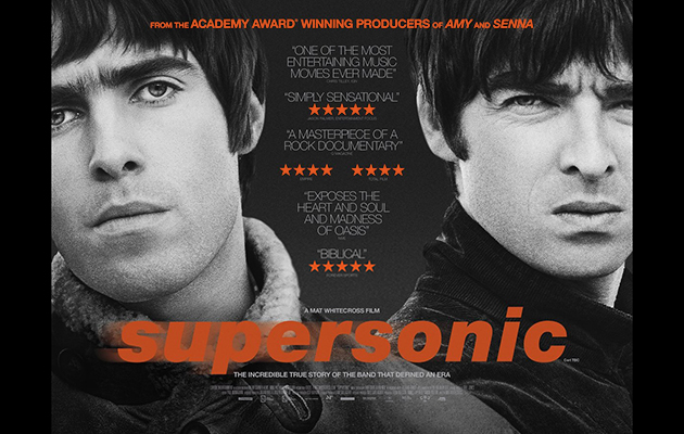 Reviewed! Oasis, Supersonic – the documentary
