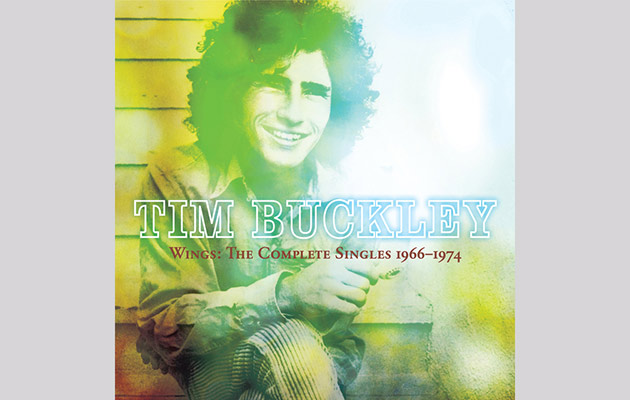 Tim Buckley singles compilation announced