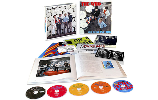 The Who's new My Generation box set comes with previously unreleased tracks