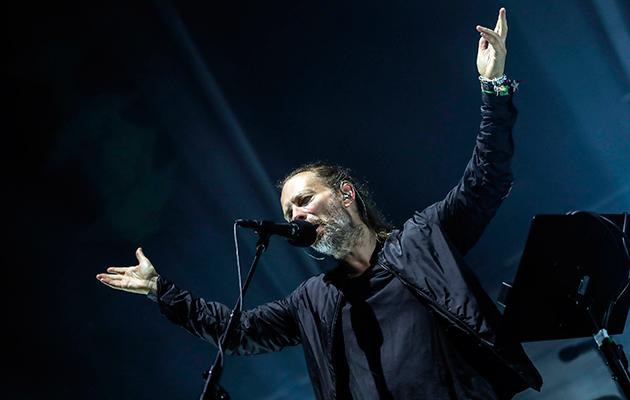 Radiohead announce US live dates
