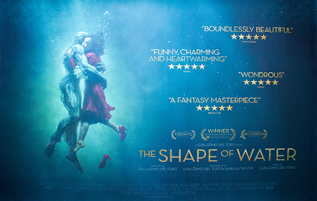 The Shape Of Water | UNCUT