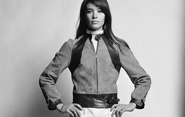 "Françoise Hardy interviewed: ""In my head I'm still very young"""