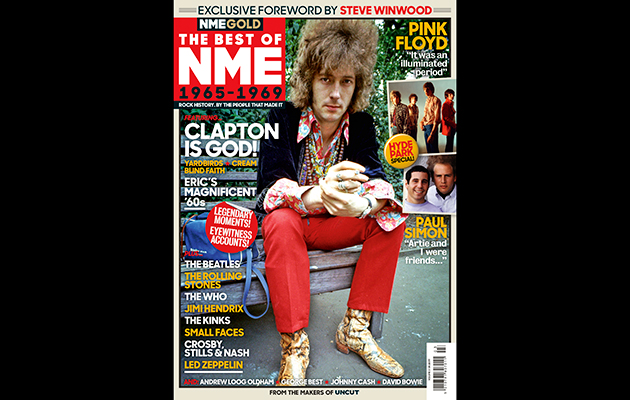 Introducing NME Gold: The Best Of NME 1965 – 1969