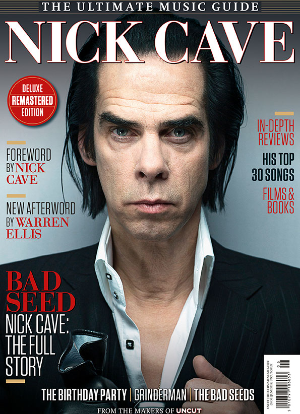 Deluxe Ultimate Music Guide: Nick Cave