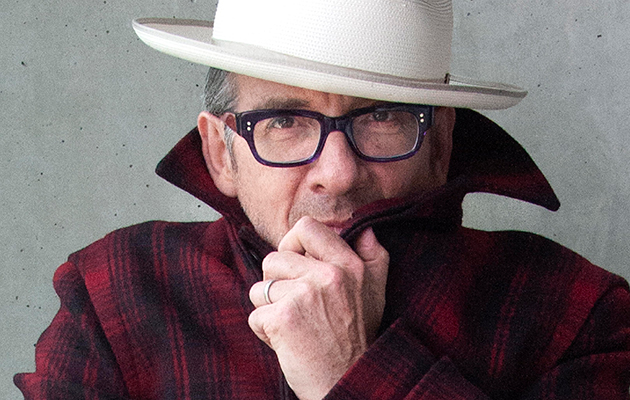 """Elvis Costello by Elvis Costello: """"Time is going backwards!"""""""