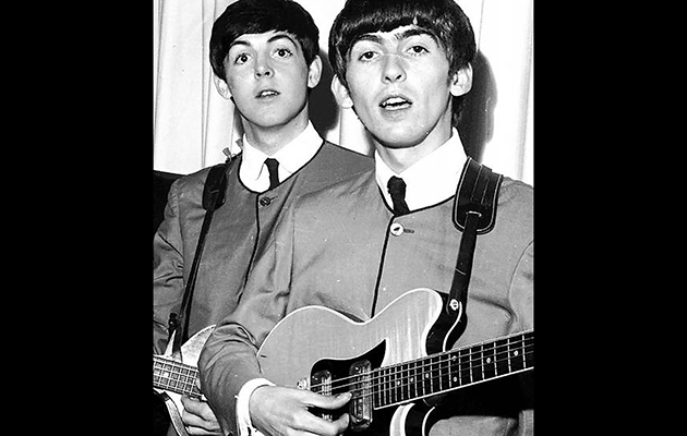 George Harrison's Cavern guitar up for auction