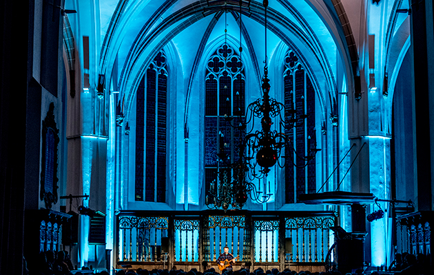 Hear a track from Mount Eerie's new live album