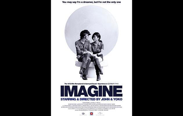 John & Yoko's Imagine film re-released with unseen footage