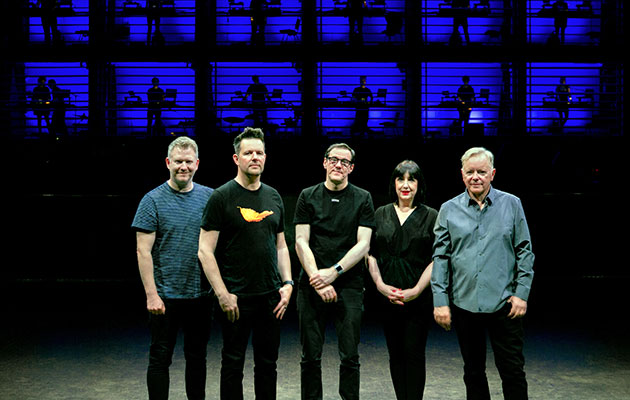 Sky Arts to screen New Order documentary