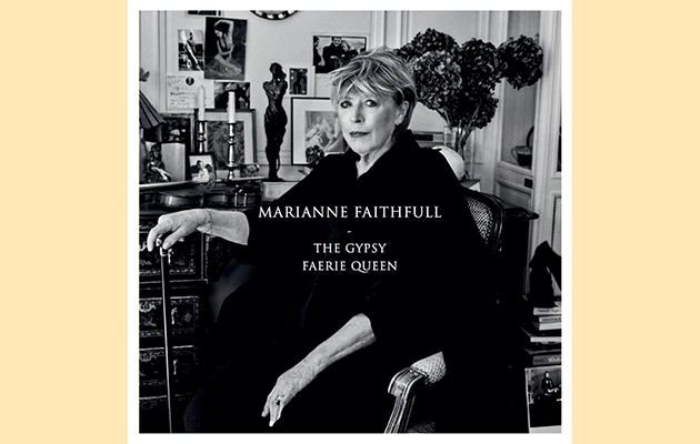 Hear Marianne Faithfull's new song, featuring Nick Cave