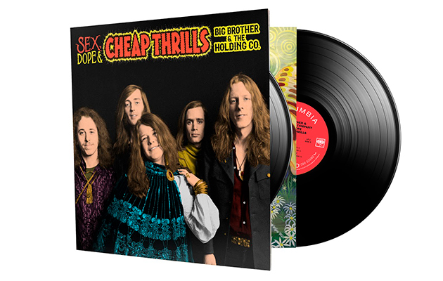 Big Brother & The Holding Company's Cheap Thrills restored for 50th anniversary