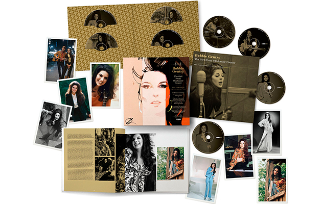 Bobbie Gentry – The Girl From Chickasaw County